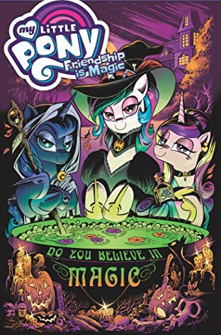 My Little Pony: Friendship is Magic Vol. 16