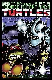 Teenage Mutant Ninja Turtles Color Classics Vol. 2