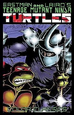 Teenage Mutant Ninja Turtles Color Classics Tome 2
