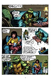 Teenage Mutant Ninja Turtles Color Classics Vol. 2