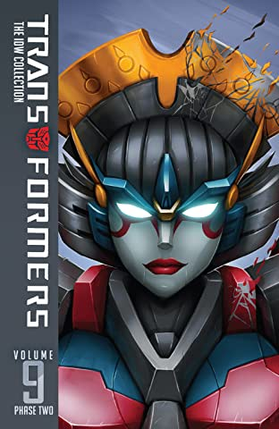 Transformers: IDW Collection - Phase Two Tome 9