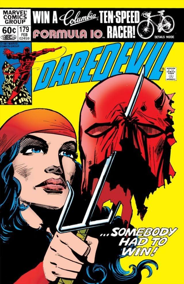 Daredevil (1964-1998) #179