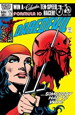 Daredevil (1964-1998) No.179
