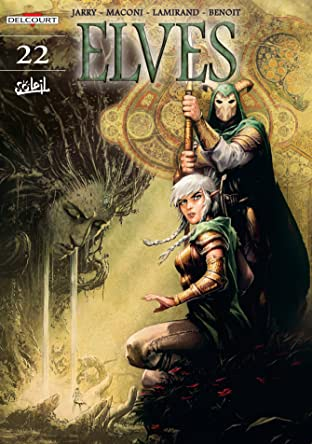 Elves Vol. 22: The Keeper of the Roots