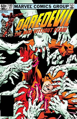 Daredevil (1964-1998) No.180