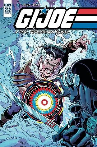 G.I. Joe: A Real American Hero #262