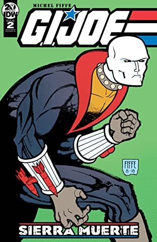 G.I. Joe: Sierra Muerte #2