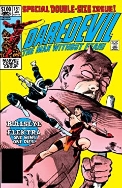 Daredevil (1964-1998) No.181