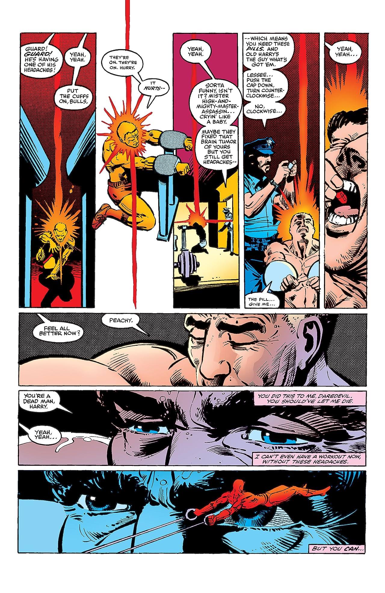 Daredevil (1964-1998) #181
