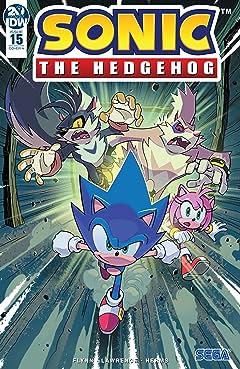 Sonic The Hedgehog (2018-) #15
