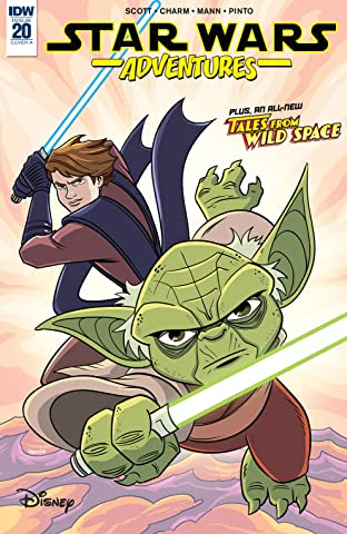 Star Wars Adventures No.20