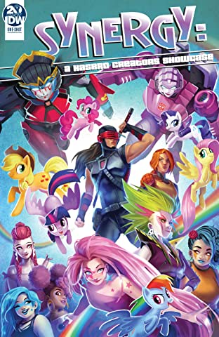 Synergy: A Hasbro Creators Showcase