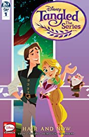 Tangled: The Series: Hair and Now #1