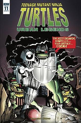 Teenage Mutant Ninja Turtles: Urban Legends #11
