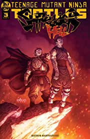 Teenage Mutant Ninja Turtles: Shredder in Hell #3 (of 5)