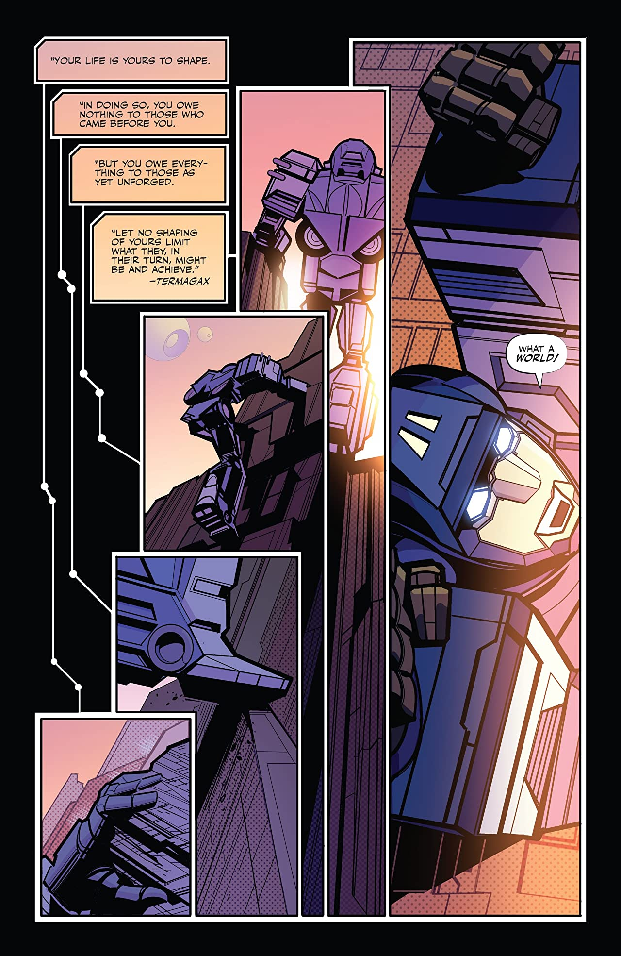 Transformers (2019-) #1