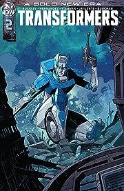 Transformers (2019-) #2