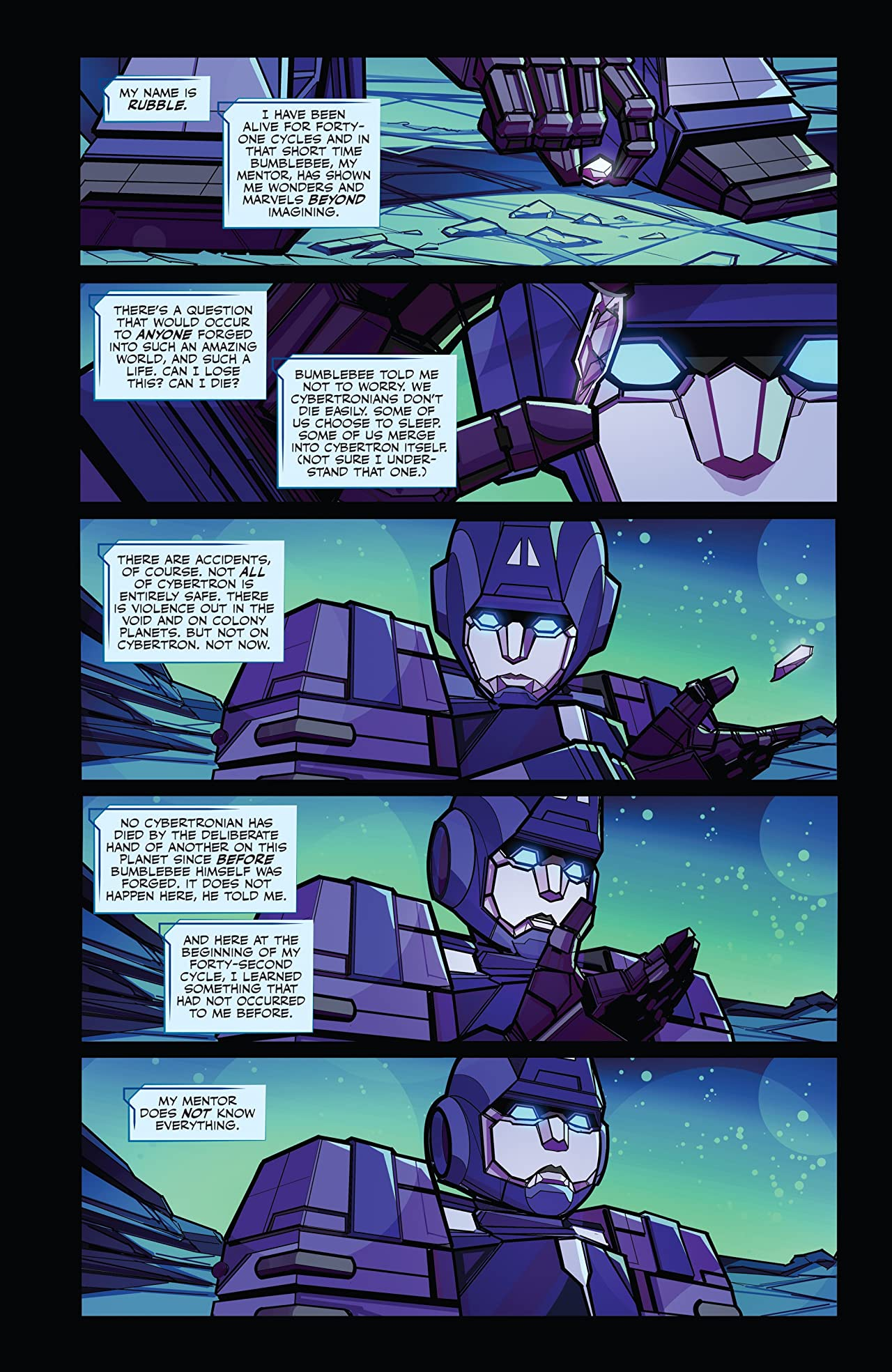 Transformers (2019-) #2