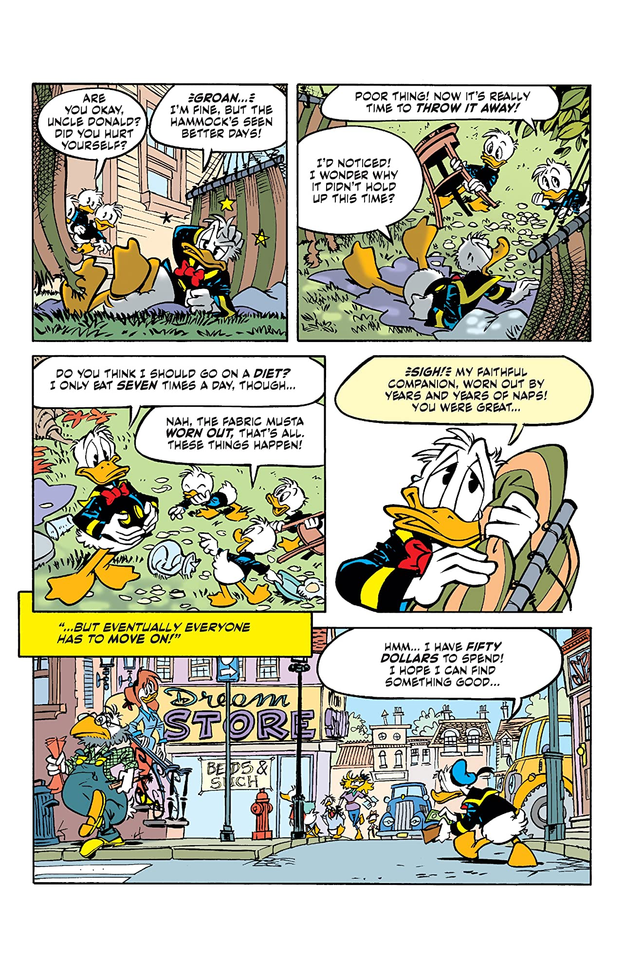 Uncle Scrooge #43