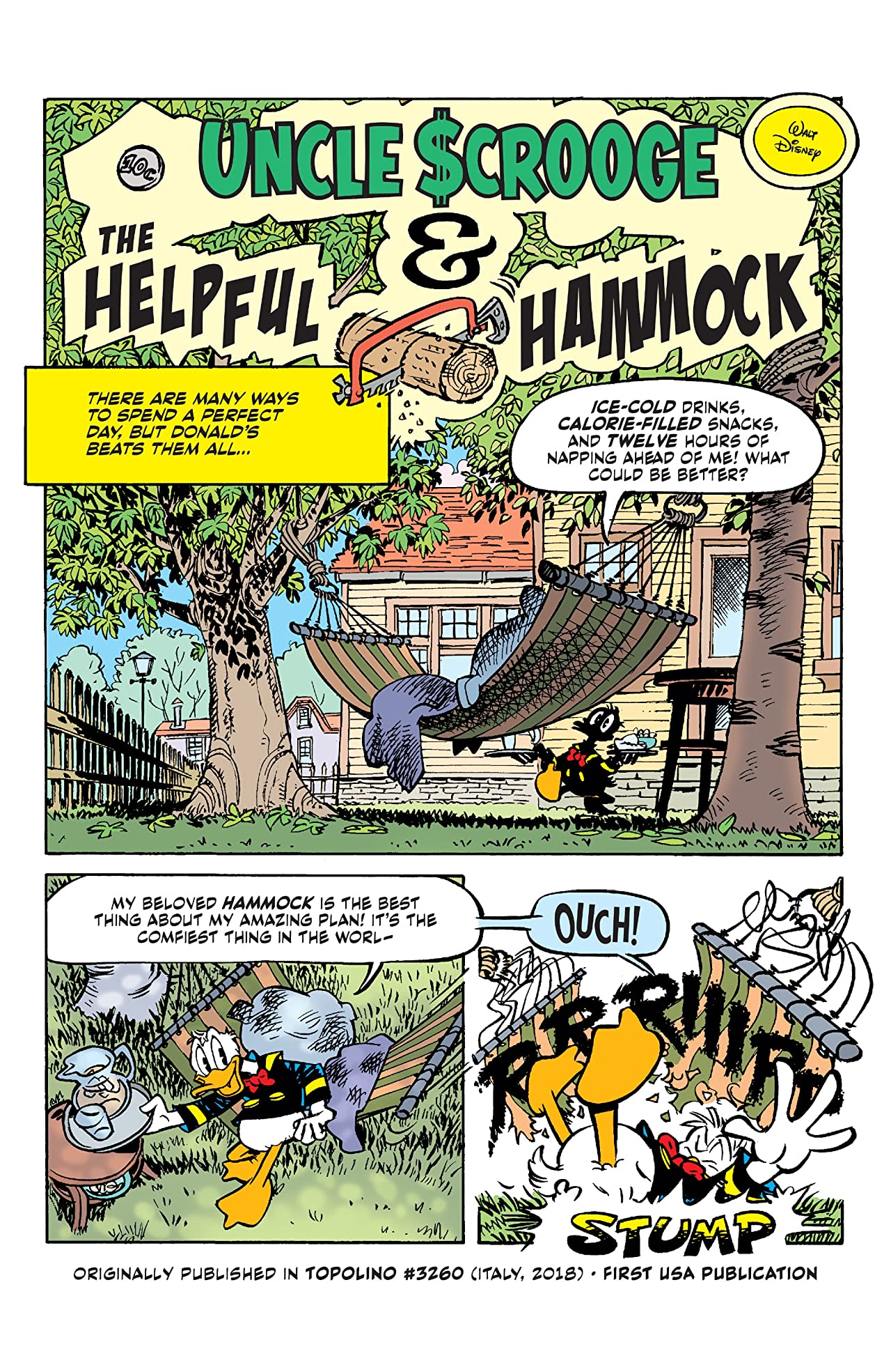 Uncle Scrooge No.43