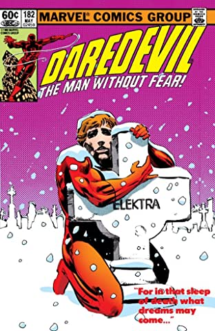 Daredevil (1964-1998) No.182