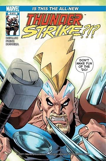 Thunderstrike (2010-2011) #3 (of 5)