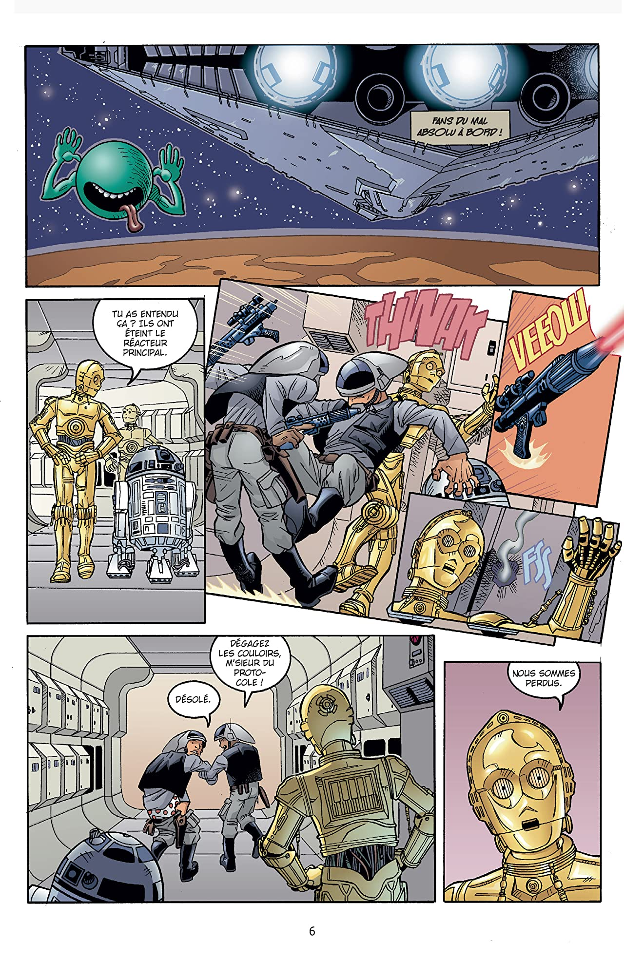 Star Wars - Icones Vol. 7: Tag & Bink