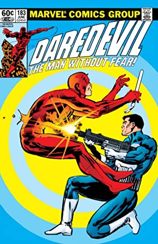 Daredevil (1964-1998) No.183