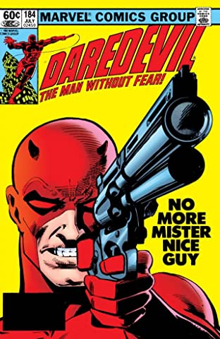 Daredevil (1964-1998) No.184