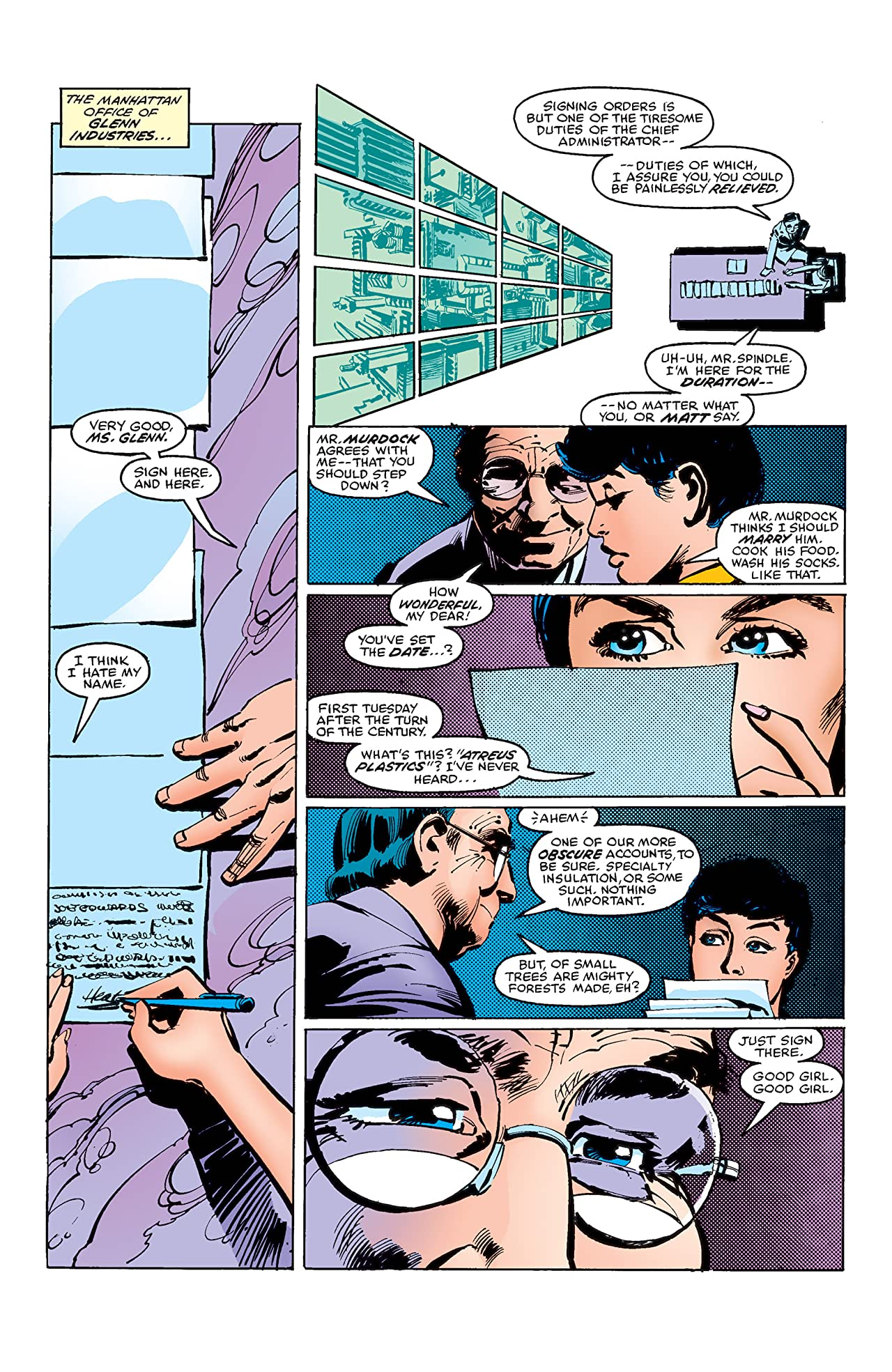 Daredevil (1964-1998) #184