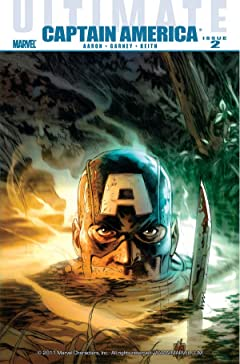 Ultimate Comics Captain America #2 (of 4)