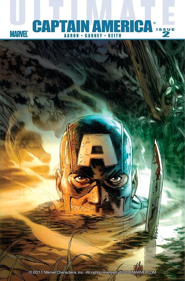 Ultimate Comics Captain America #2