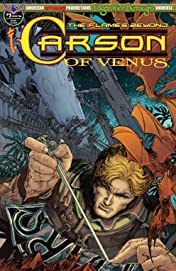 Carson of Venus: The Flames Beyond #1