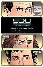 Stargate Atlantis Stargate Universe Anthology Ongoing #3
