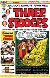 AM Archives The Three Stooges #1 1953 Saint John Edition #1
