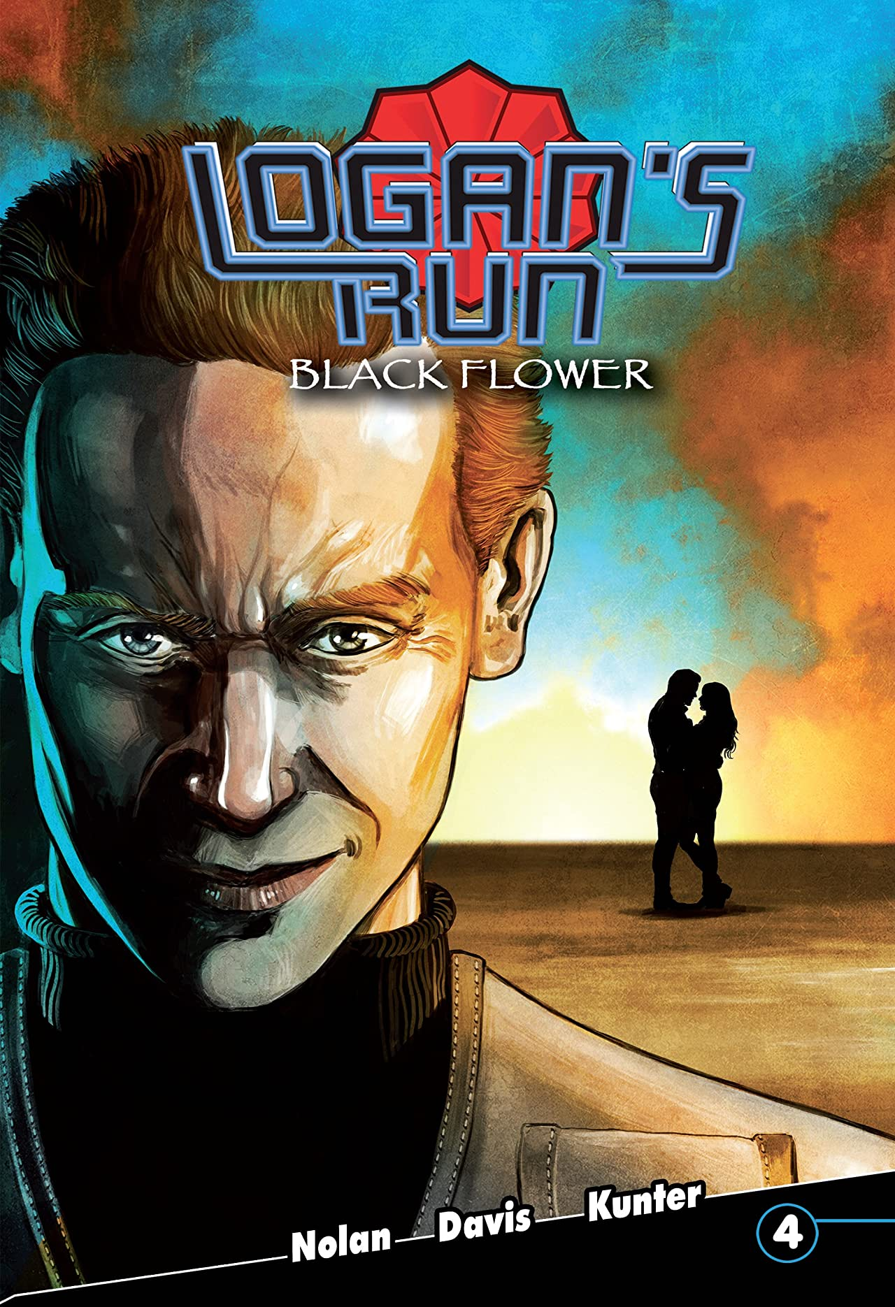 Logan's Run: Black Flower #4