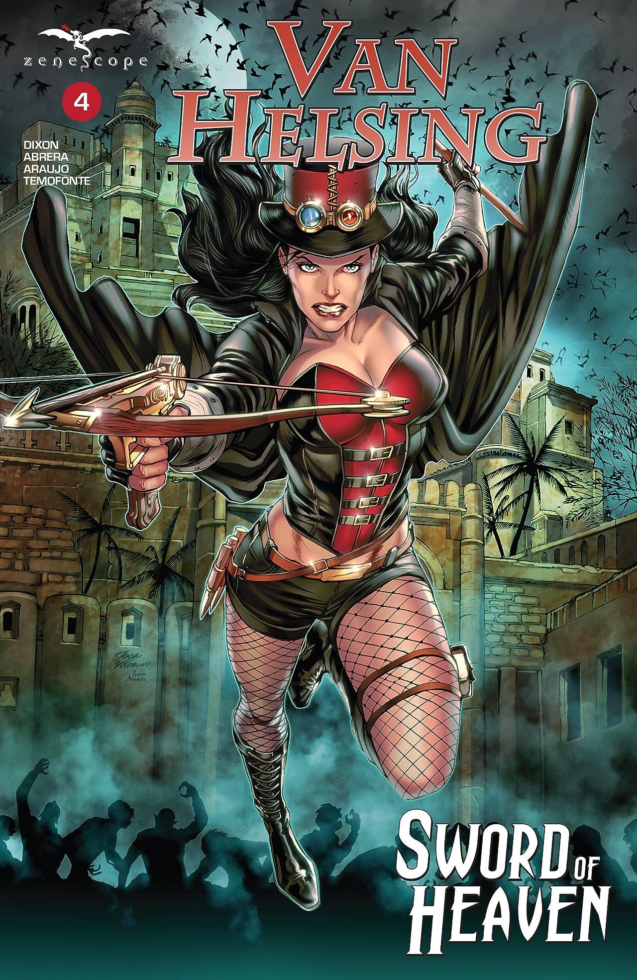 Van Helsing: Sword of Heaven #4