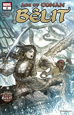 Age Of Conan: Belit, Queen Of The Black Coast (2019) No.2 (sur 5)