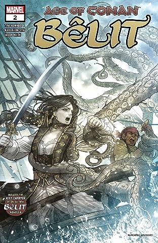 Age Of Conan: Belit, Queen Of The Black Coast (2019) #2 (of 5)