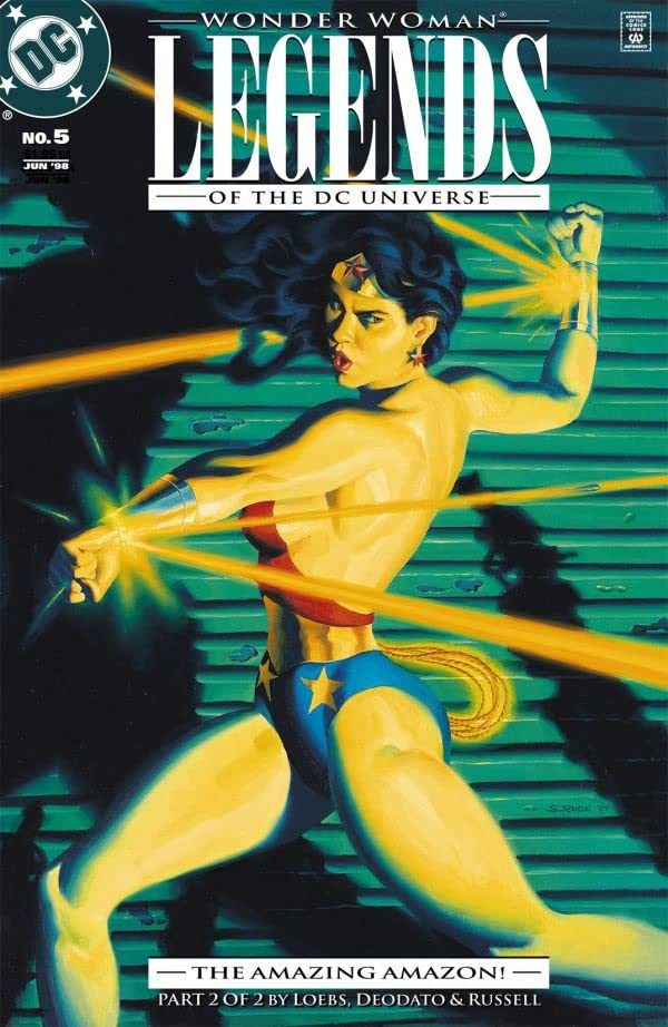 Legends of the DC Universe #5