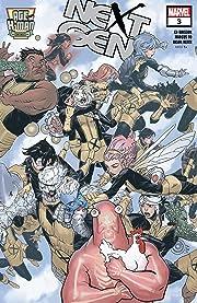 Age Of X-Man: NextGen (2019) No.3 (sur 5)