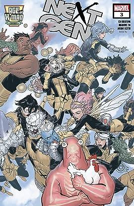 Age Of X-Man: NextGen (2019) #3 (of 5)
