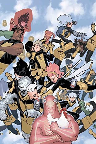 Age Of X-Man: NextGen (2019) #3 (of 5)
