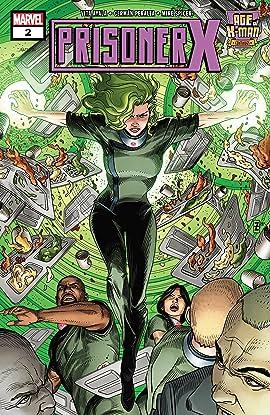 Age Of X-Man: Prisoner X (2019) #2 (of 5)