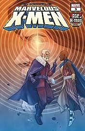 Age Of X-Man: The Marvelous X-Men (2019) No.3 (sur 5)