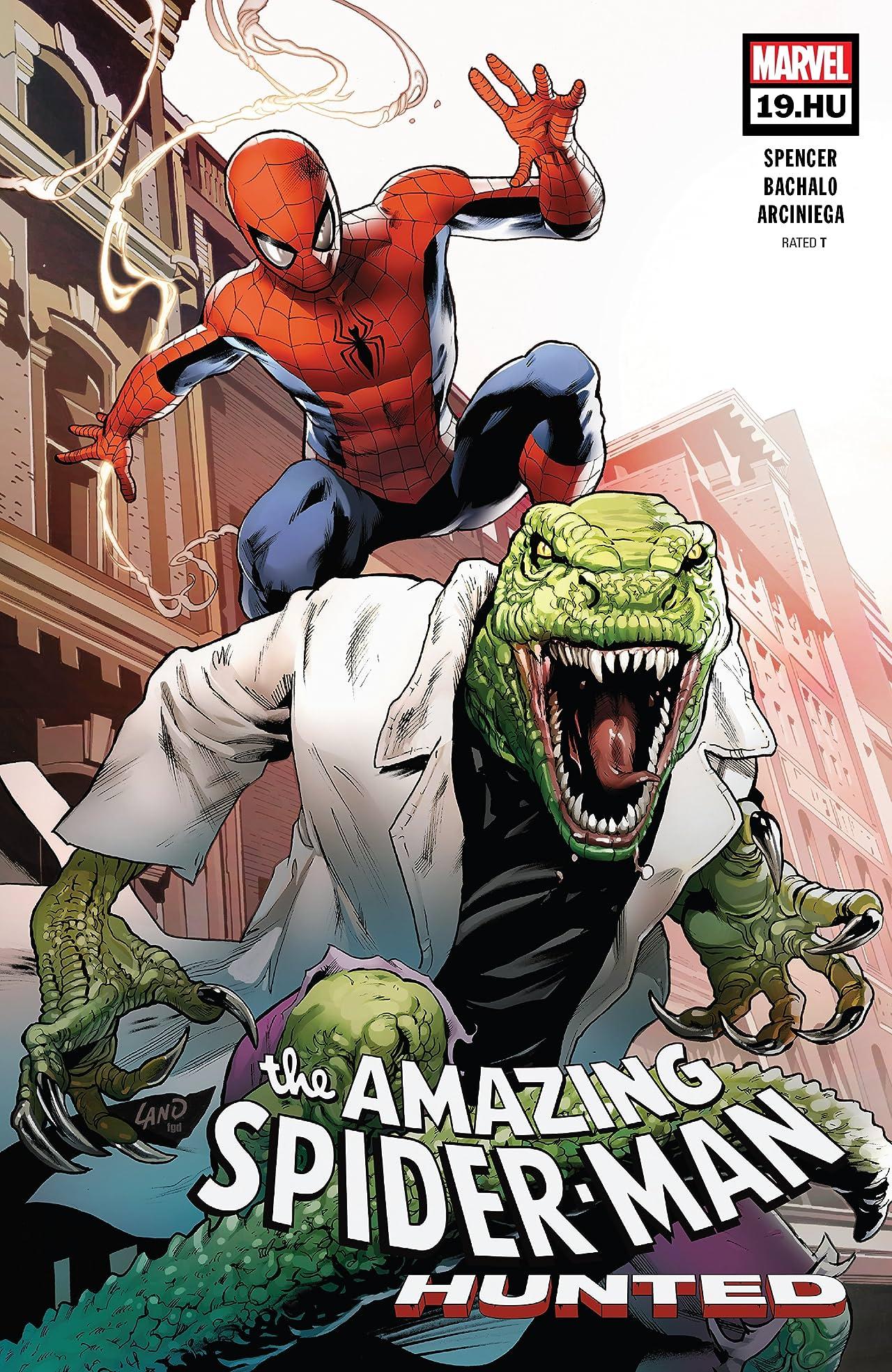 Amazing Spider-Man (2018-) No.19.HU