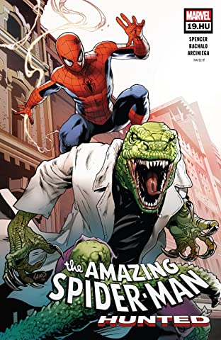 Amazing Spider-Man (2018-) No.19.HU