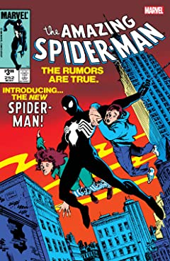 Amazing Spider-Man (1963-1998) #252: Facsimile Edition