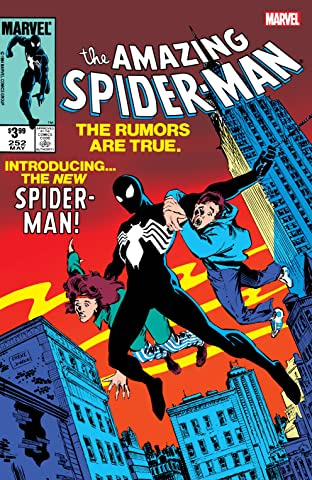Amazing Spider-Man (1963-1998) No.252: Facsimile Edition