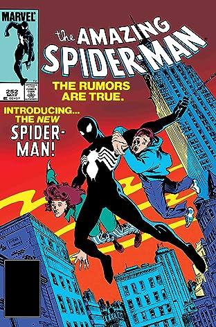 Amazing Spider-Man (1963-1998) #252: Facsimile Edition